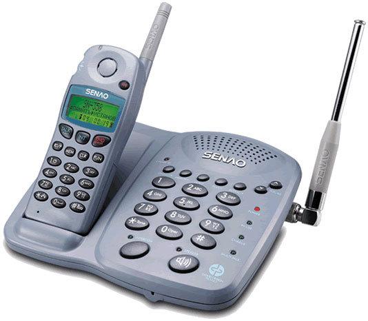Радиотелефон Senao SN-358 RU